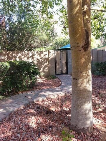 Private studio in sunny Phoenix