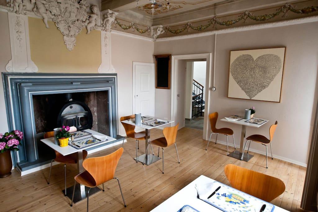 Guesthouse Arosio - Breakfast room