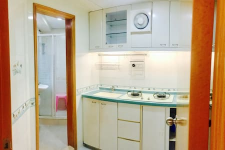 FREE STAY in Mongkok safe and cozy 只限長租,自由行短租不要預訂! - A - アパート