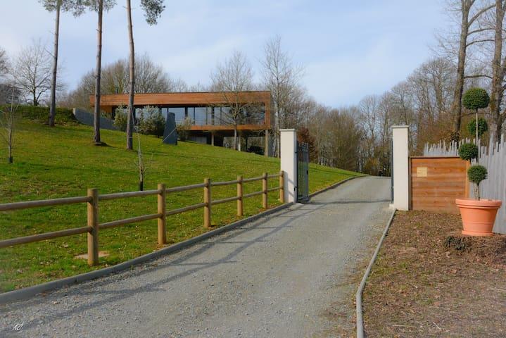 La canopee - Soulitré - Dům