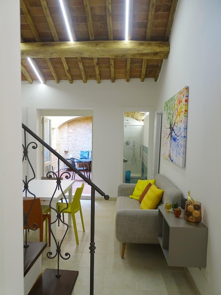 """Appartamento """"Le Mura"""" di Siena"""