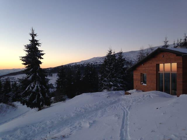 CHATA POD KRÁĽOVOU HOĽOU - Šumiac - Nature lodge