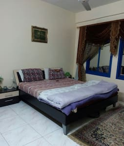 Master Bed Room Near GMC hospital - Ajman