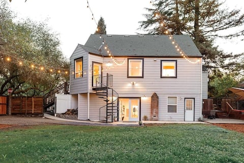 Modern and New 1 bedroom in village of fair oaks