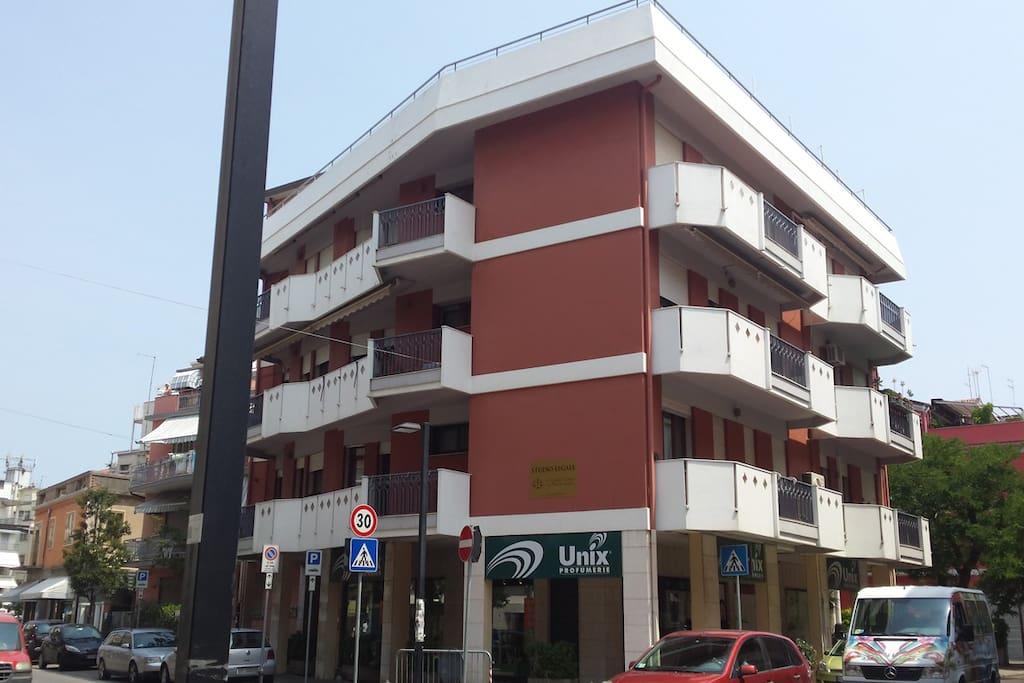 Palazzina in Centro a Sottomarina - Viale Padova.