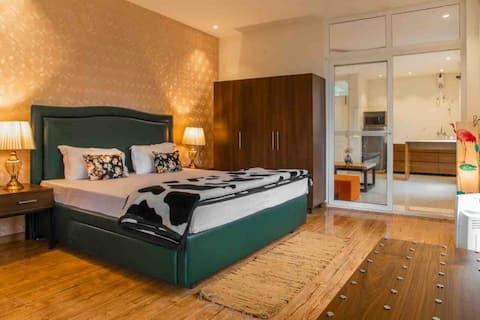 1 Bedroom+Balcony+Kitchenette+Nature View+Bonfir