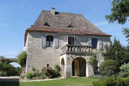 Fonqueyrade - 5 bedrooms, pool - Sainte-Sabine-Born