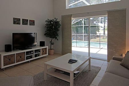 Gulfview Hearth 1521 - Haines City - Hús