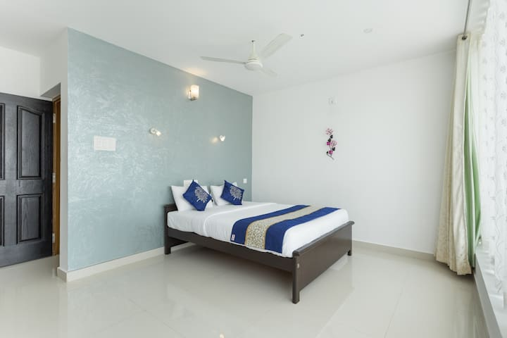 Executive Suite Near Cochin Airport - Angamaly - Wikt i opierunek