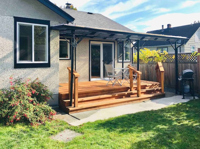 COZY COTTAGE CHEMAINUS-PRIVATE