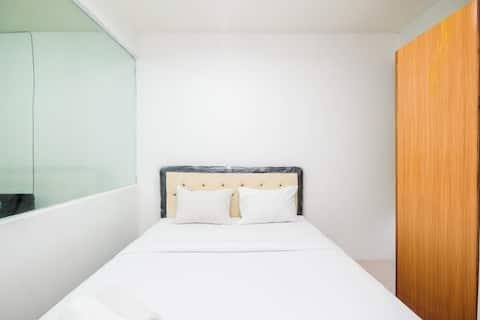Comfortable and Homey Studio @ Titanium Square Apt