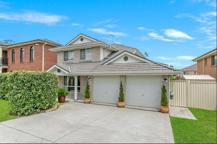 A very nice house in Kellyville Ridge