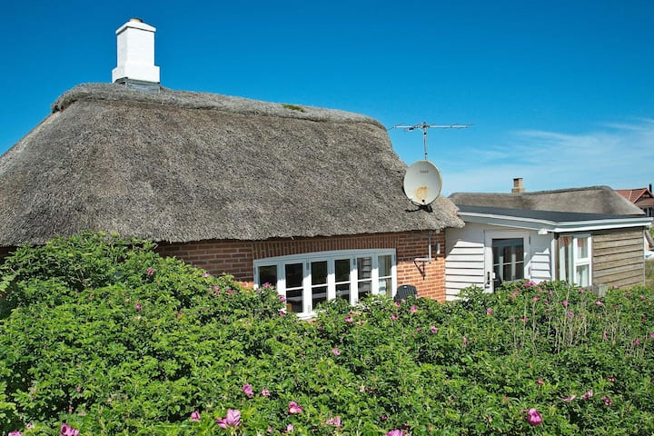 Boutique Holiday Home in Søndervig With Conservatory