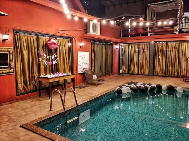 Pool Party Villa 214, Dr Wade (Goregaon, Mumbai)
