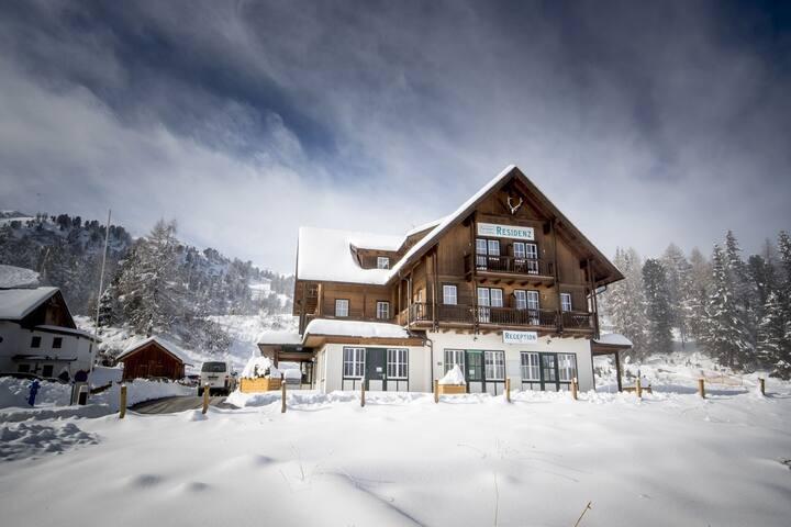 Luxurious Apartment in Turracherhöhe near Sea
