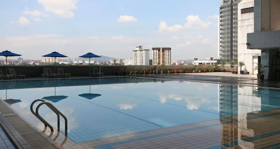 Centrally located in Bukit Bintang / Starhill - Kuala Lumpur - Timeshare