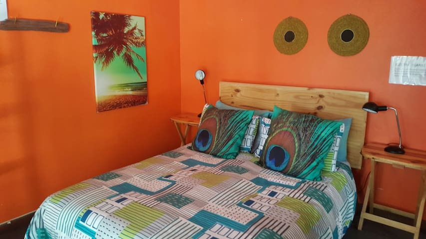 Backpackers style Marco Room - Struis Bay - บ้าน