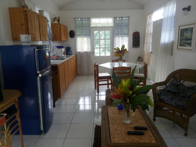 My Father's Place, Unit Three - Marigot - Bungalow