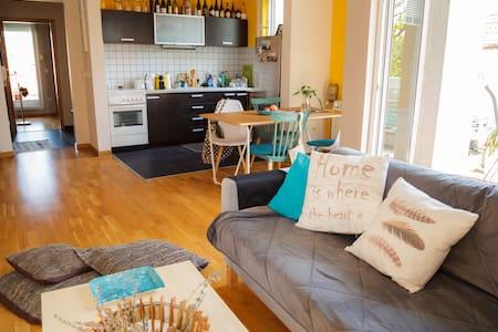 A&B Super host flat in a quiet Belgrade area