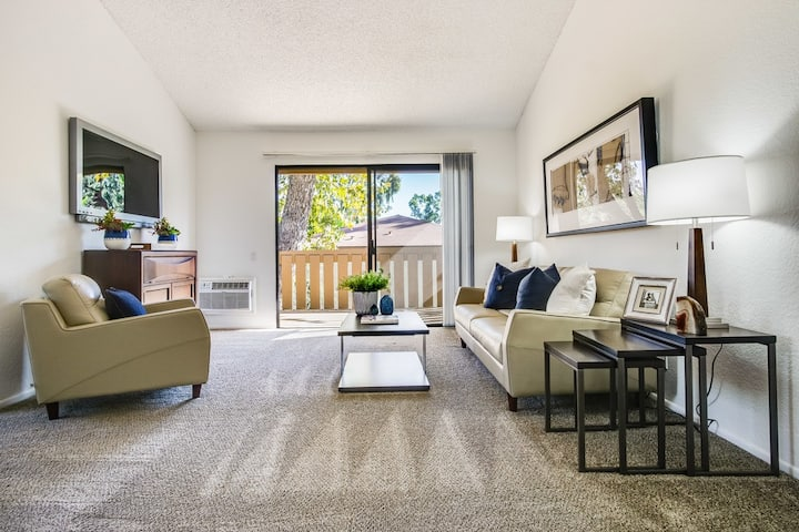 Everything You Need | 2BR/2BA in Fullerton