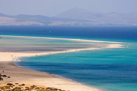 Bungalow Costa Calma WIFI - Costa Calma - 独立屋