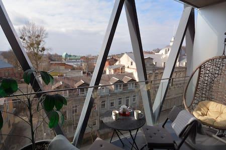 New Town Deluxe Apartment - Kaunas - Leilighet