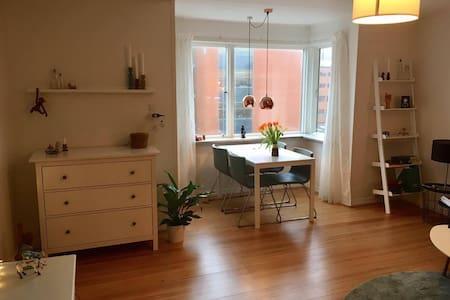 Lovely and bright 2 bedroom apartment in Aarhus - Aarhus - Pis