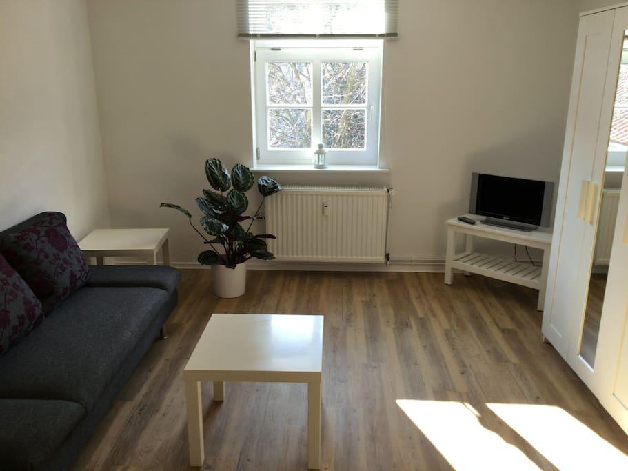 Schlaf-Wohnzimmer 1