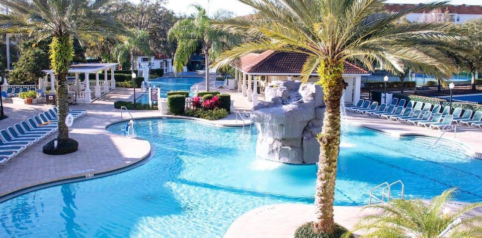 Star Island Resort family suite