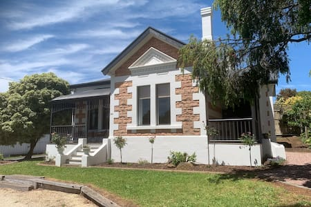 Karno House Mount Gambier   Local heritage listed
