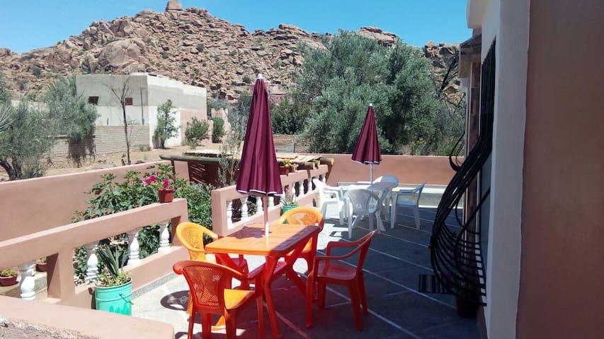 """Maison d""""accueil Wakrim"""