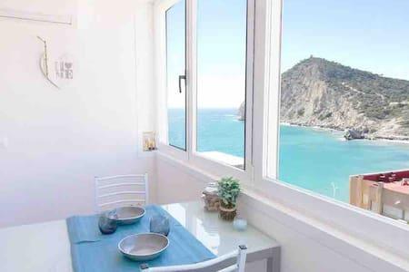 New apartment w/seaviews in La Cala, Benidorm