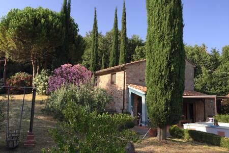 Villetta-Nicola - Toskanisches Ferienhaus