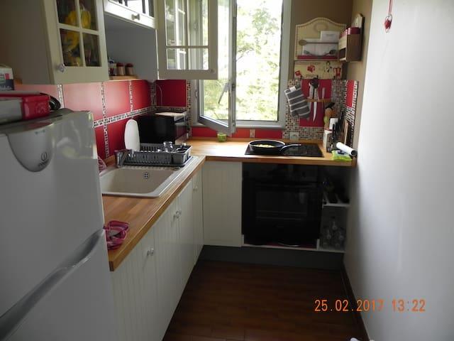 Le Pouliguen : Appartement calme et reposant - Le Pouliguen - Apartmen