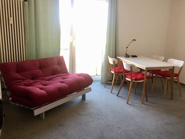 Apartment Ideal for City and Trade Fair Visitors - Ostfildern - Appartement
