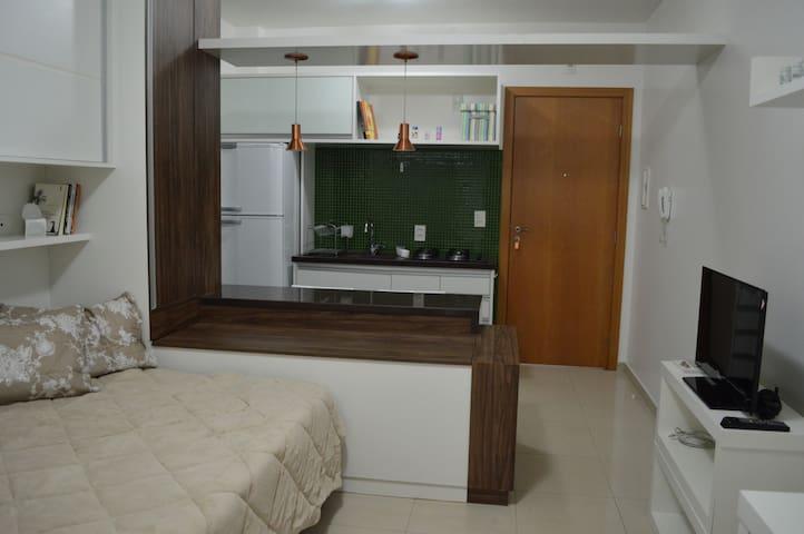 Studio em Curitiba - Curitiba - Appartement