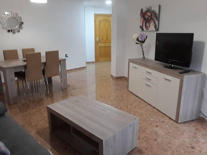Apartamento en Granada. Vivienda Turística Tierra