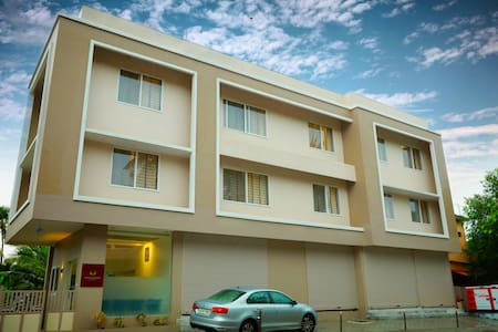 Apartments with spacious premium furnished