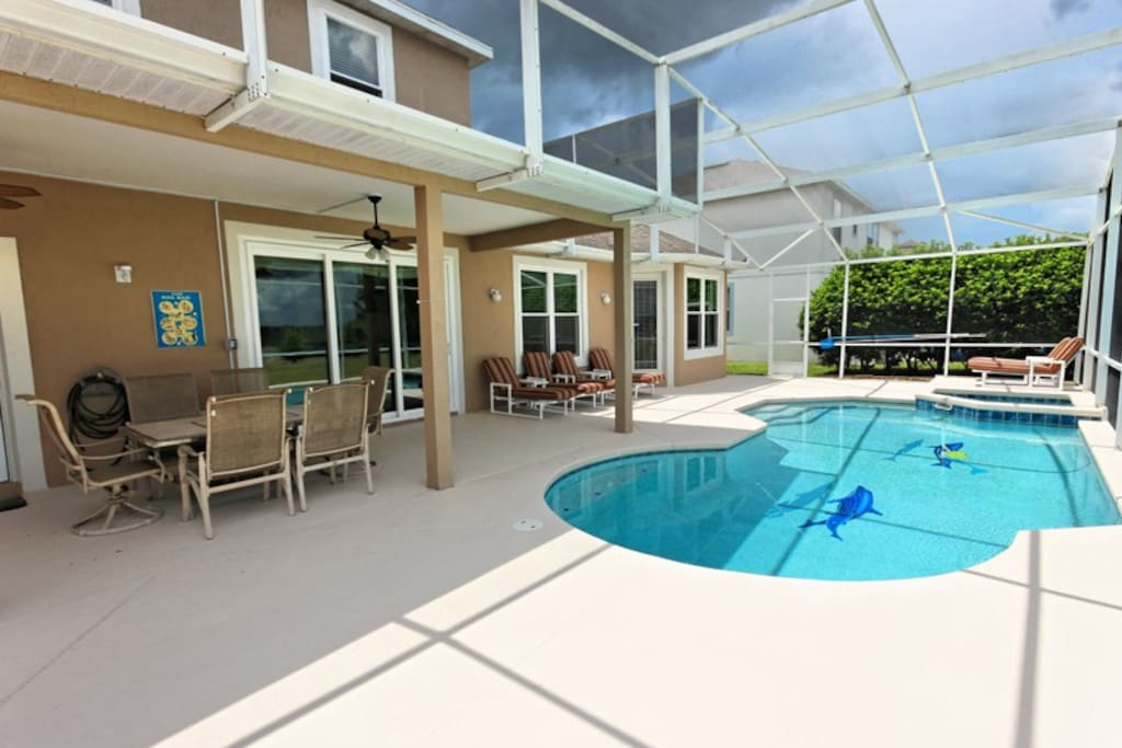 Sweet Home Vacation Disney Rentals Vacation Homes Florida Orlando Highland Reserve.