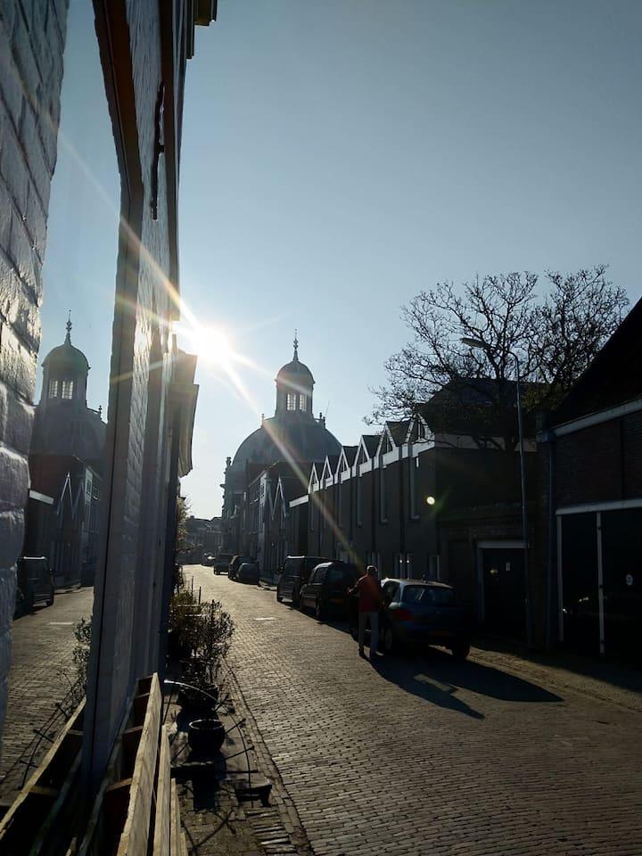 Bed, Bad en Bier De Twee Roosen-Middelburg Centrum