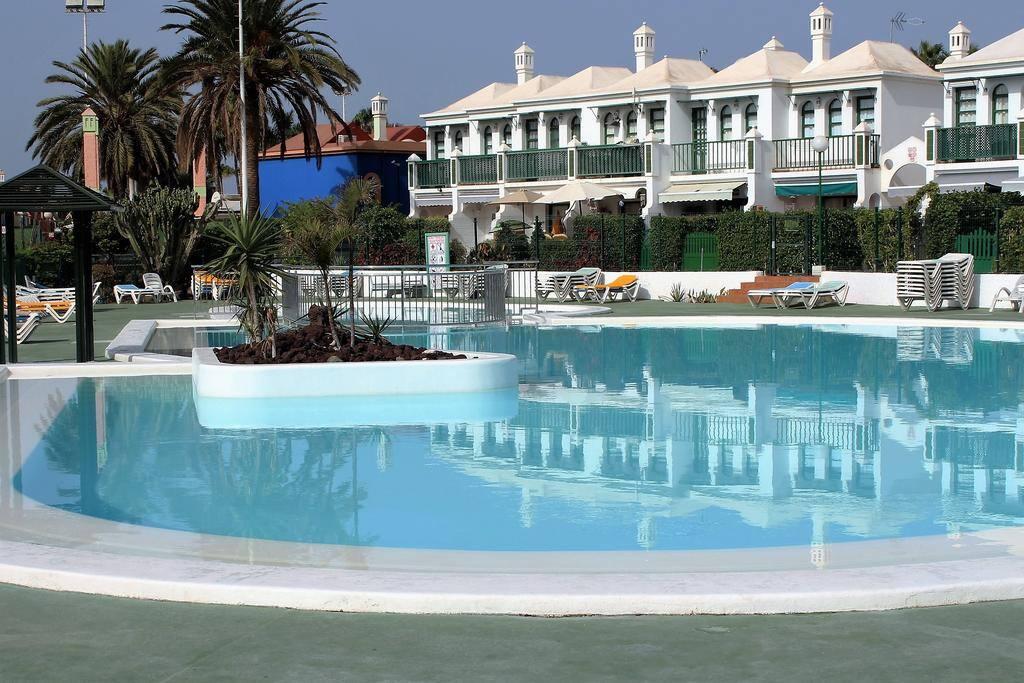 Vista esterna piscine