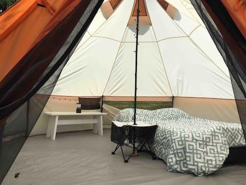 Ray of hope Guestranch and Horsemotel Yurt