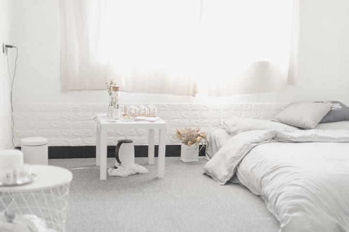 Deja-vu Room|浙师大的一个温馨空间
