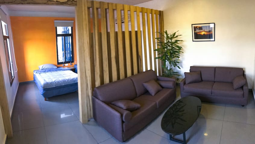 Saifi Apartment (Large Double Room)
