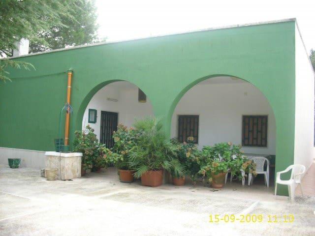 company house and trullo - Provincia di Taranto - House