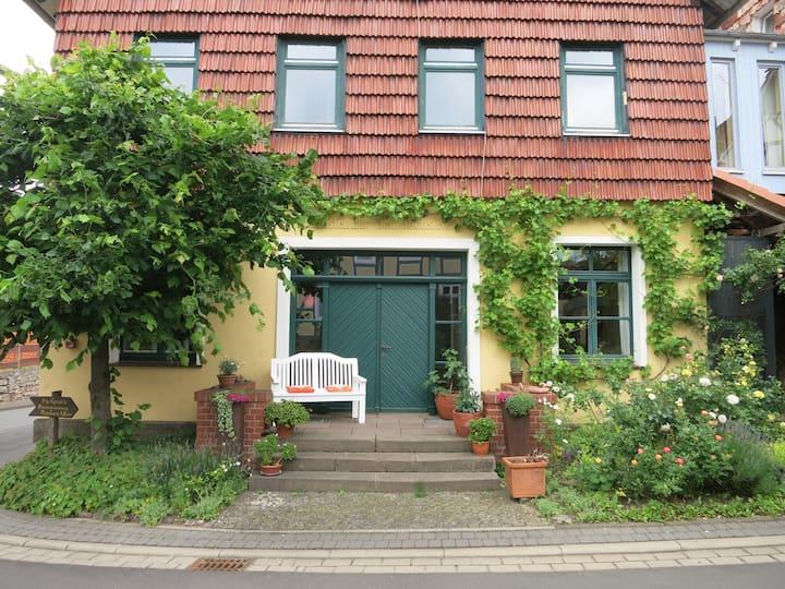 Schöne Ferienwohnung zwischen Göttingen und Kassel