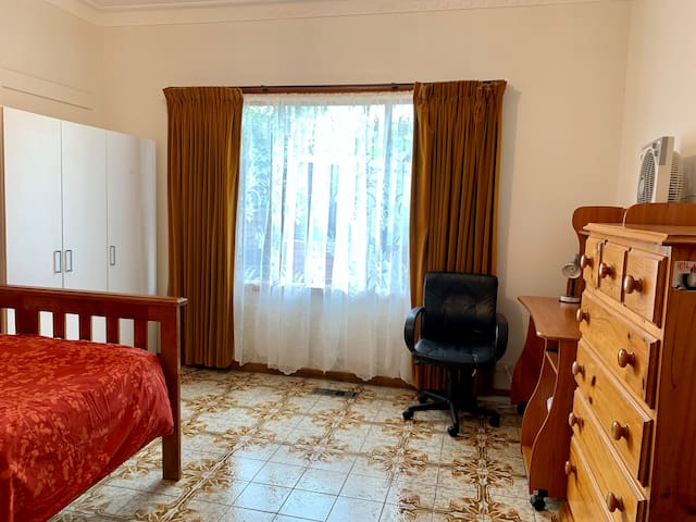 Comfortable room in refurbished guest house