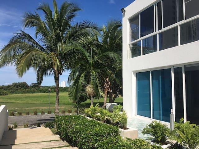 Villa appartement Playa Blanca, Panama - Rio Hato - Casa de campo