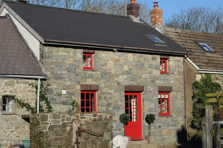 The Tackroom @ Nogg Cottages - Solva - Casa