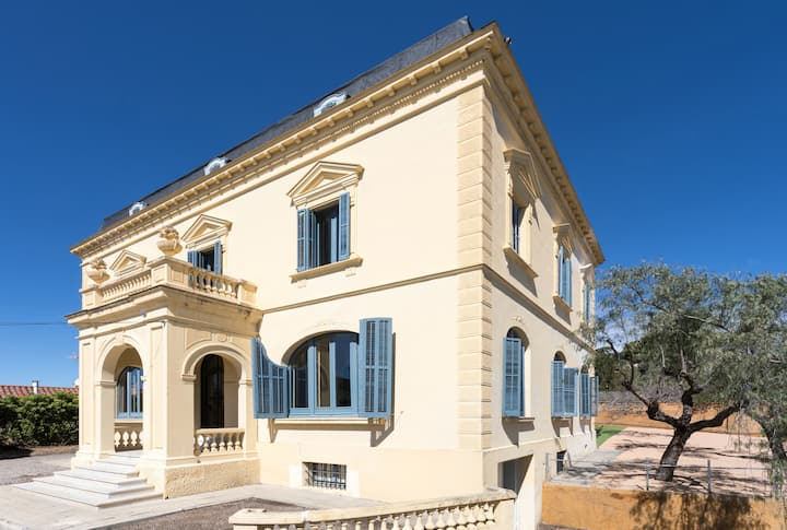 MARIEL STATELY HOME  - CATALAN CULTURAL HERITAGE